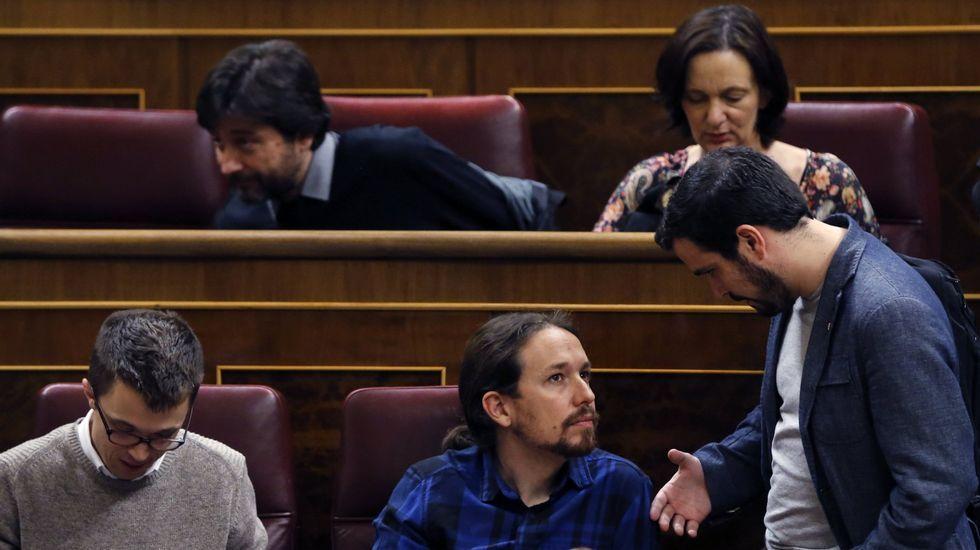 «Para ser líderes, hay que ser generosos».Audiencia de Patxi López con Felipe VI