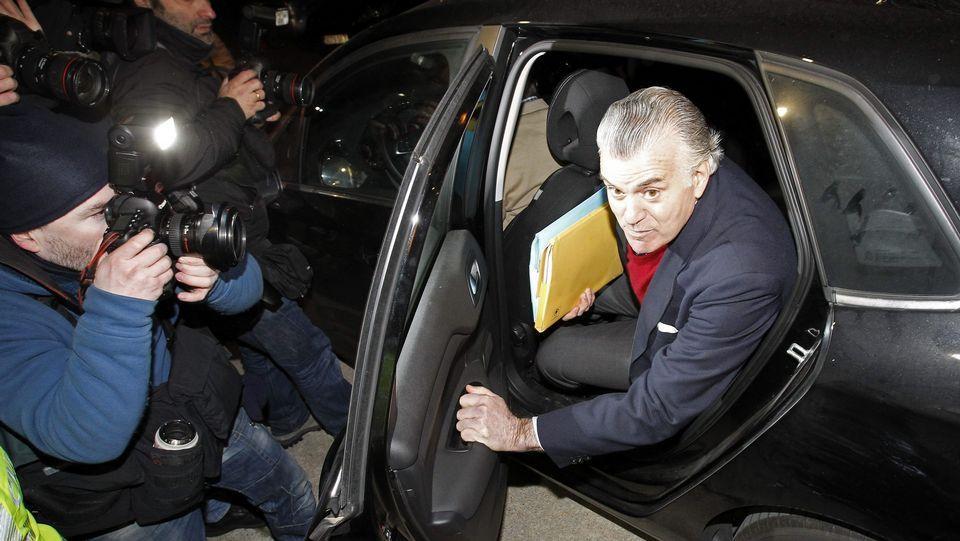 El extesorero del PP, Luis Bárcenas, en una foto de archivo