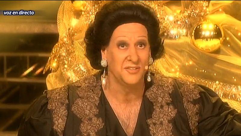 La parodia del anuncio de «Tu cara me suena».Jorge Lorenzo, deportista.