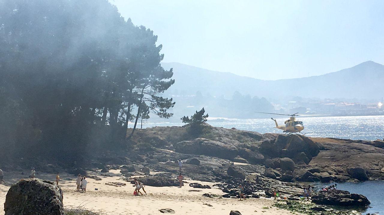 ¡Búscate en la romería del Loreto de Porto do Son!
