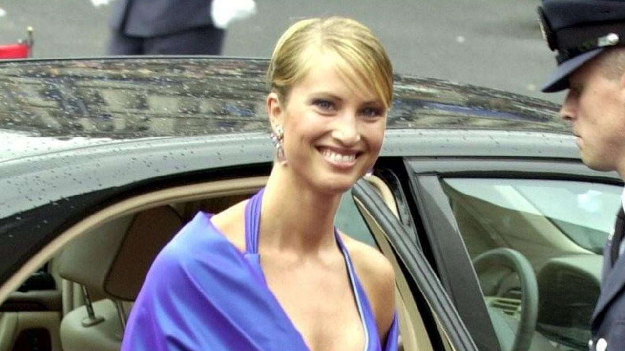 Eva Sannum, en una imagen del año 2001