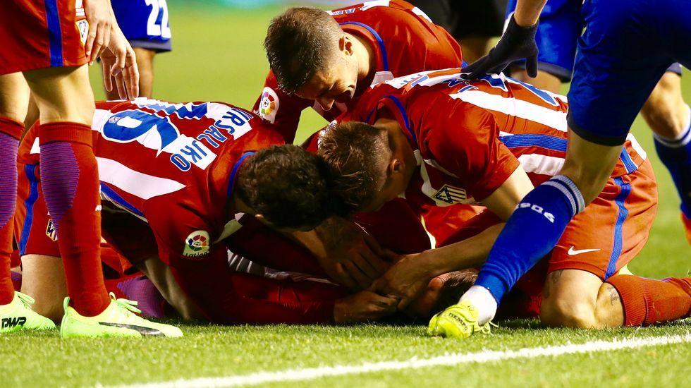 Tremendo susto de Fernando Torres