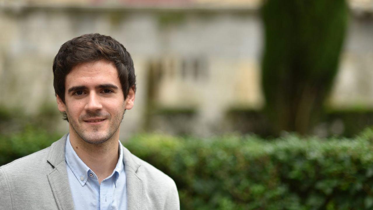 Rubén Zaballos, en una imagen de archivo