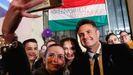 El opositor húngaro Peter Marki-Zay, el pasado 22 de octubre.