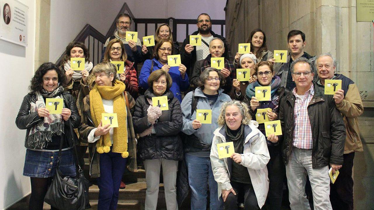 Presentación de la Muestra de Cine Social y Derechos Humanos de Asturias (Musoc)