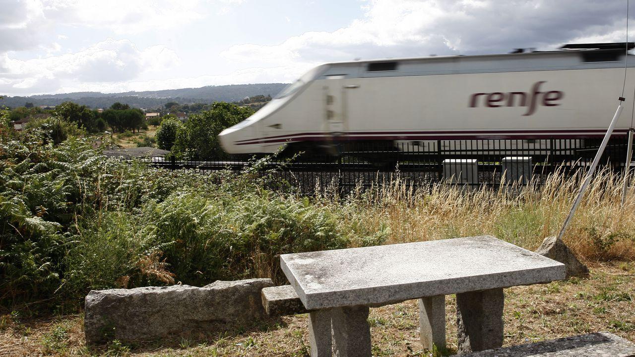 Diseño de la futura intermodal de Ourense