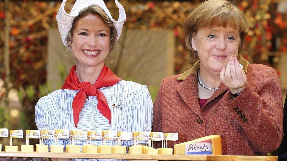Marie Harel está considerada la madre del Camembert
