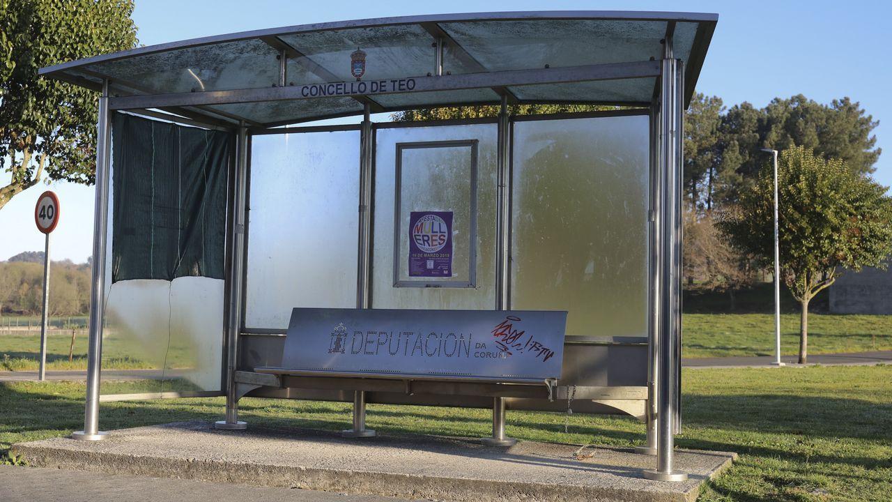 Modelo funcional de metal y vidrio promovido por la Diputación de A Coruña