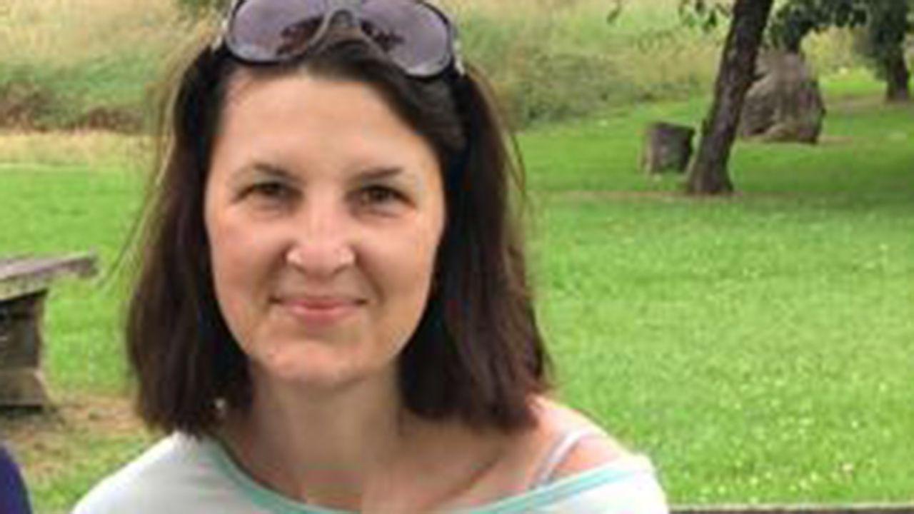 La ucraniana Olesia Zherikhova lleva cerca de tres años residiendo en España