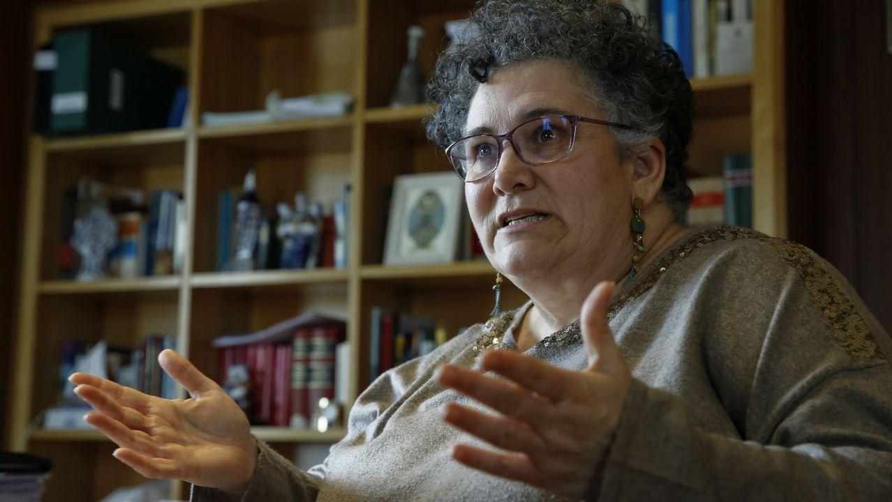 Milagros Otero: «No voy a dimitir»