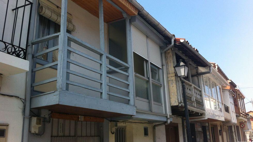 La mayoría de las casas con corredores que se conservan en los Abeledos son anteriores a 1940