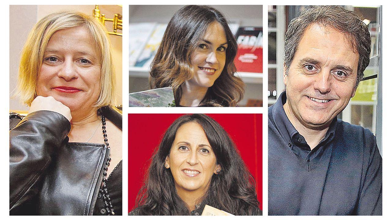 Nieves Abarca, Antía Yáñez, María Oruña y Domingo Villar revelan su Pardo Bazán favorita