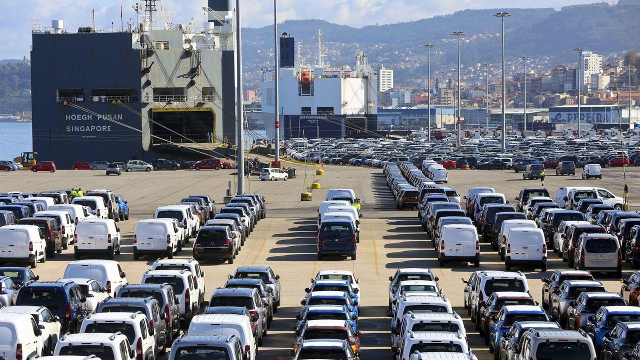La flota de Monbus supera el millar de unidades