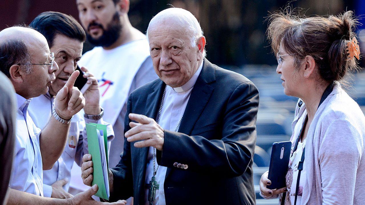 El presidente de México insiste en que el Rey pida perdón por la conquista de América.El hasta ahora arzobispo de Santiago de Chile, Ricardo Ezzati