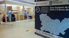 En la ciudad de Ourense se realizó un cribado masivo durante el fin de semana