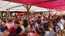 Imagen de la última Feira Franca en Pontevedra