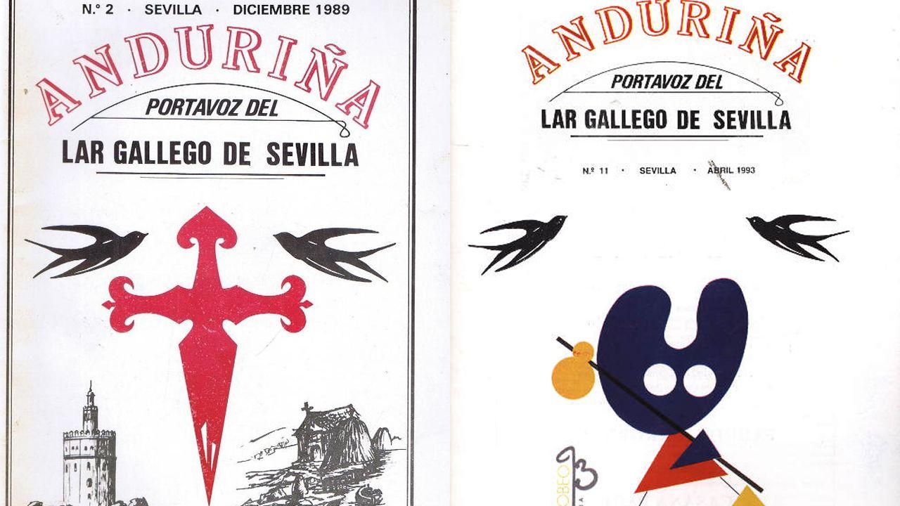 El cantero que puso orden tras la Segunda Guerra Mundial.Una de las formaciones recientes del equipo gallego que juega el torneo norteamericano.