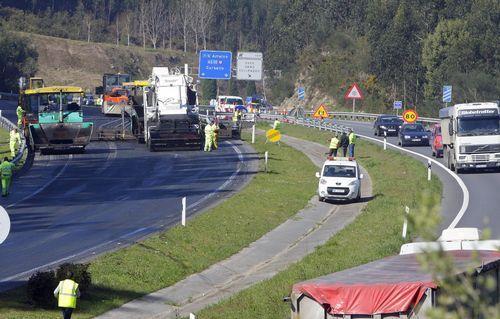 La Ronda Norte sigue aumento su volumen de circulación de vehículos
