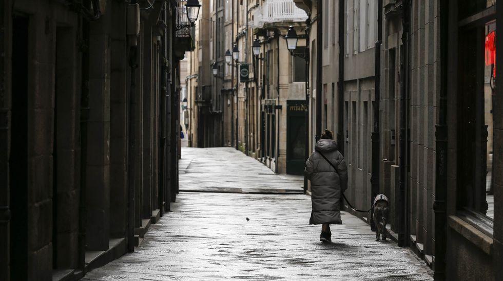 Alberto Ortega | Europa Press.La imagen de las calles prácticamente desiertas en toda España por la aplicación de un toque de queda nacional seguramente no vuelva a verse después del 9 de mayo