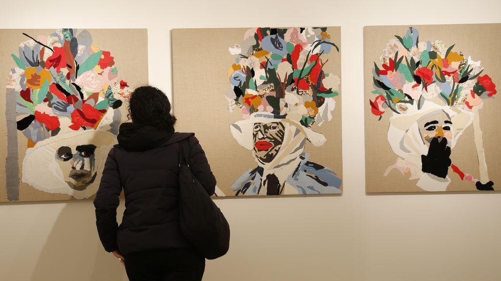 La imagen de la mujer en el arte.En el acto del domingo se entregarán pins alusivos.