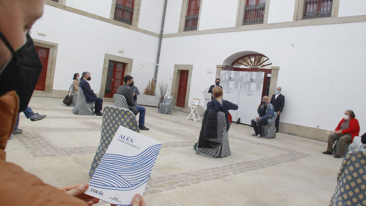 El fin del estado de alarma en Ferrolterra