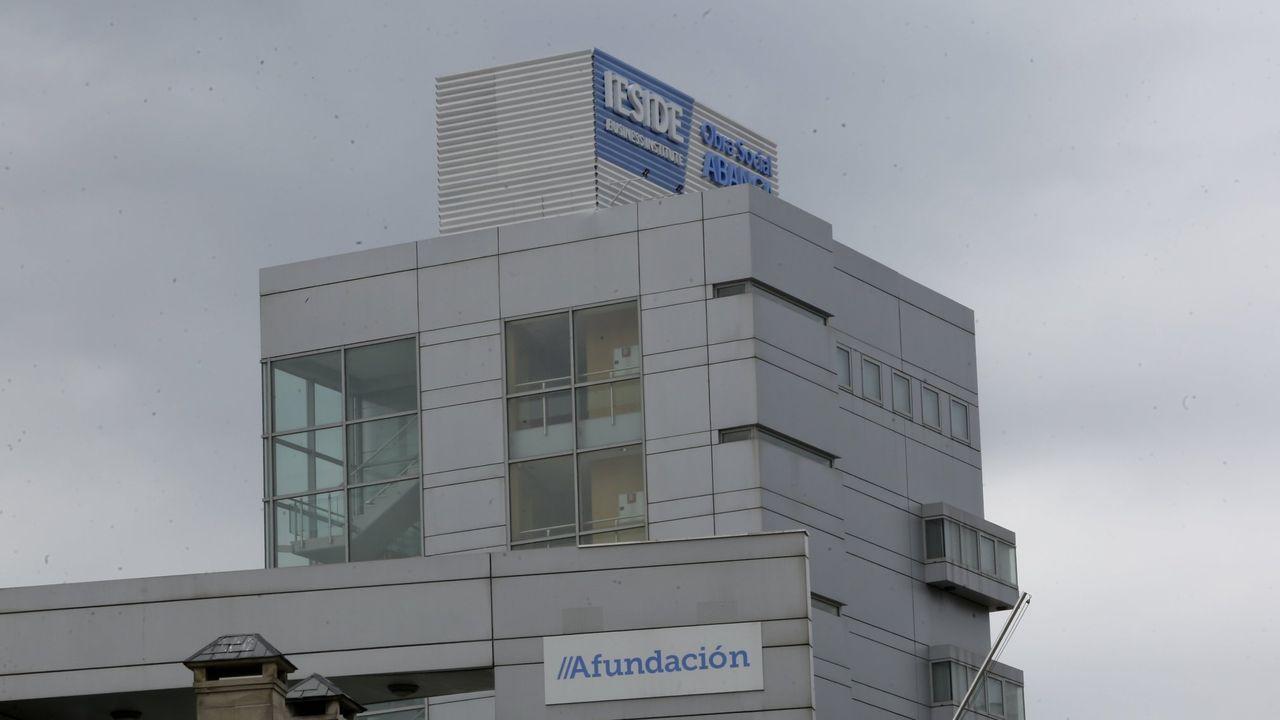 Instalaciones en A Coruña de Ieside, el germen de la futura Universidad Intercontinental de la Empresa, de Afundación