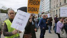 pensiones dignas jubilados