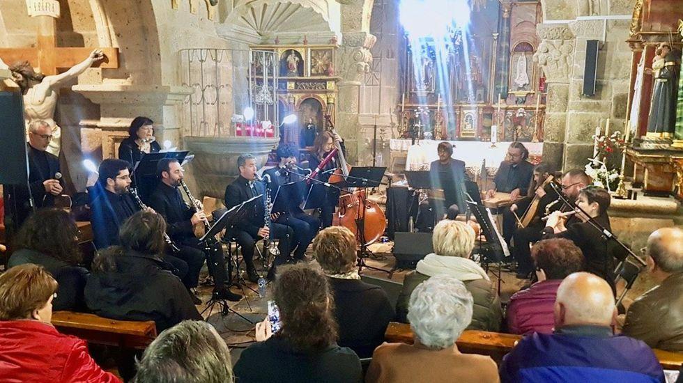 Lucus Ensemble ofrecerá un concierto con instrumentos medievales