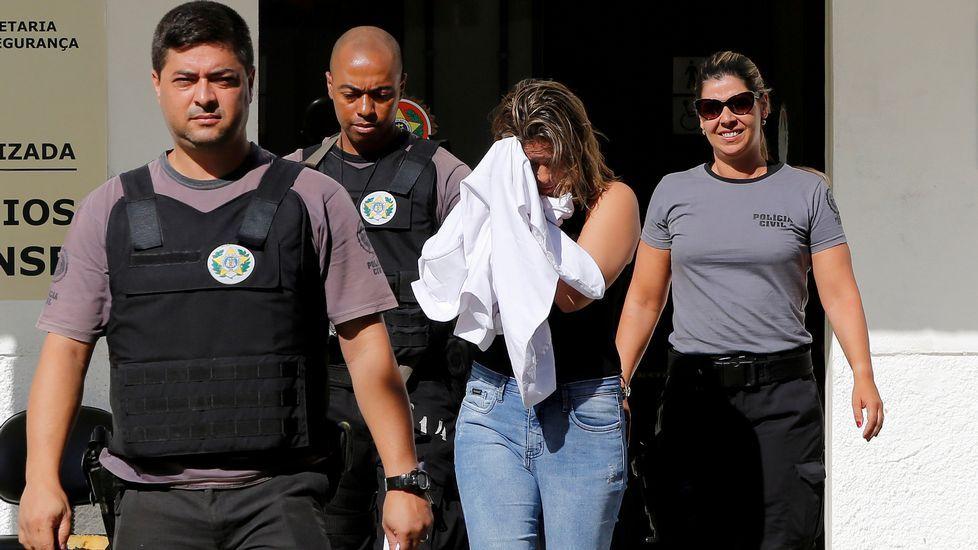 Kaoma «Chorando se foi (Lambada)».Mujer del embajador griego asesinado