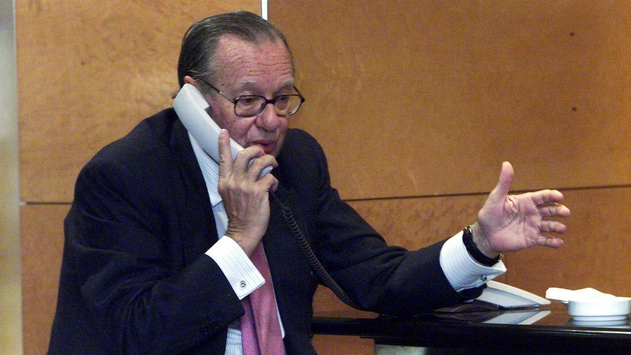 El exembajador Raúl Morodo, investigado por la Audiencia Nacional