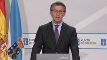En directo: Feijoo explica las restricciones en Galicia tras el fin del estado de alarma