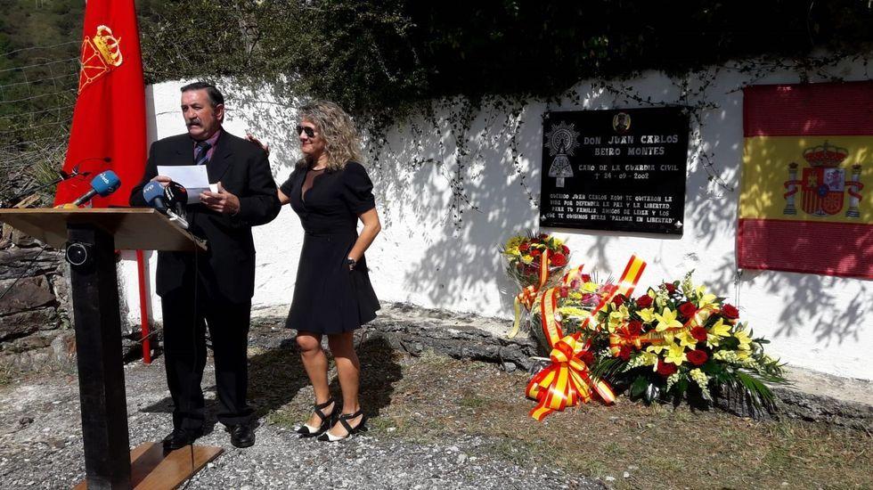 Homenaje a Juan Carlos Beiro