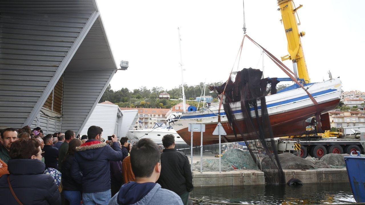 La pesca alza su voz desdeCeleiro y homenajea a Anfaco-Cecopesca