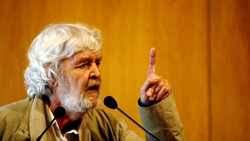 La amenaza del juez Elpidio Silva