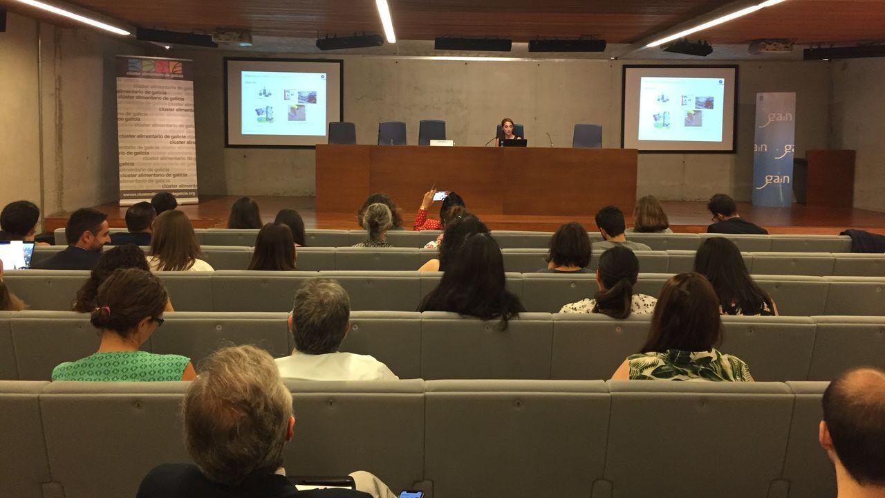 El workshop se celebró en Santiago de Compostela