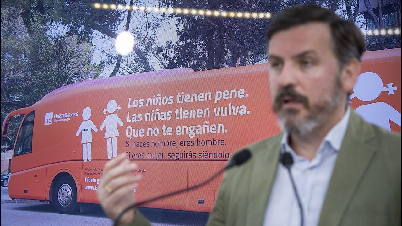 Polémica actuación de la Policíaen el Tarajal.Vista general de la cárcel de Asturias