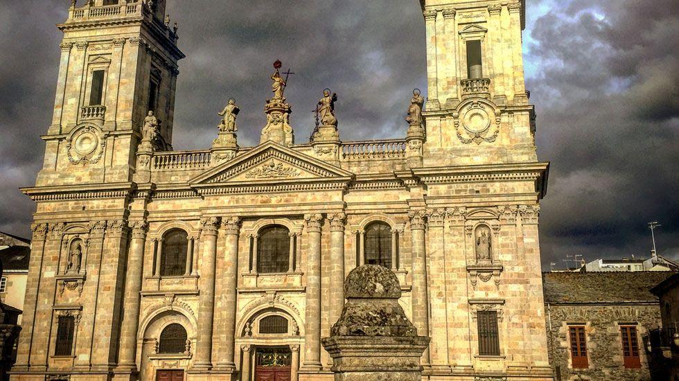 Catedral de Lugo.Catedral de Lugo