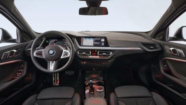 El interior del nuevo modelo de BMW