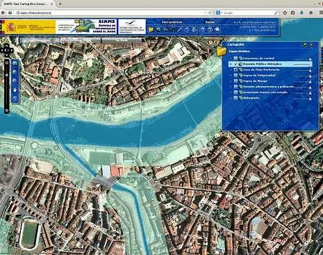 <span lang= es-es >A disposición de cualquiera</span>. La información que el Concello reclama a la Hidrográfica está, en su mayor parte, en la web de la entidad, concretamente en http://siams.chminosil.es/snczi/.