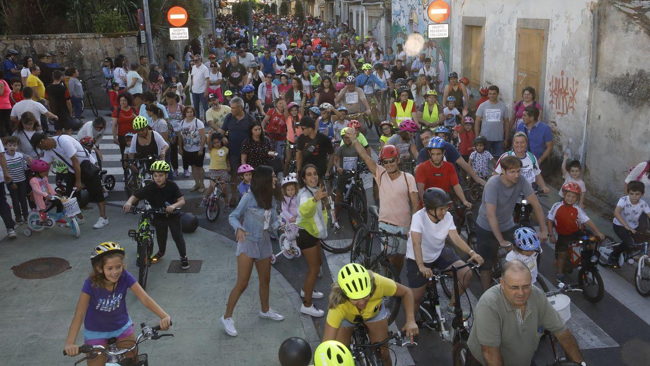 Vísperas del San Ramón en Vilalba.Mini actuará en la Festa da Involución Educativa de Cervantes