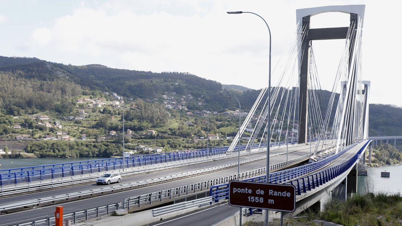 Cabina de telepeaje en la zona de Vigo, en imagen de archivo