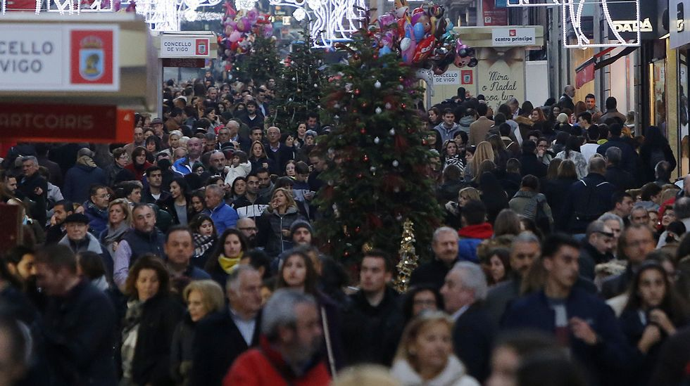 «Arma un grupo de hombres y sal hacia Compostela»