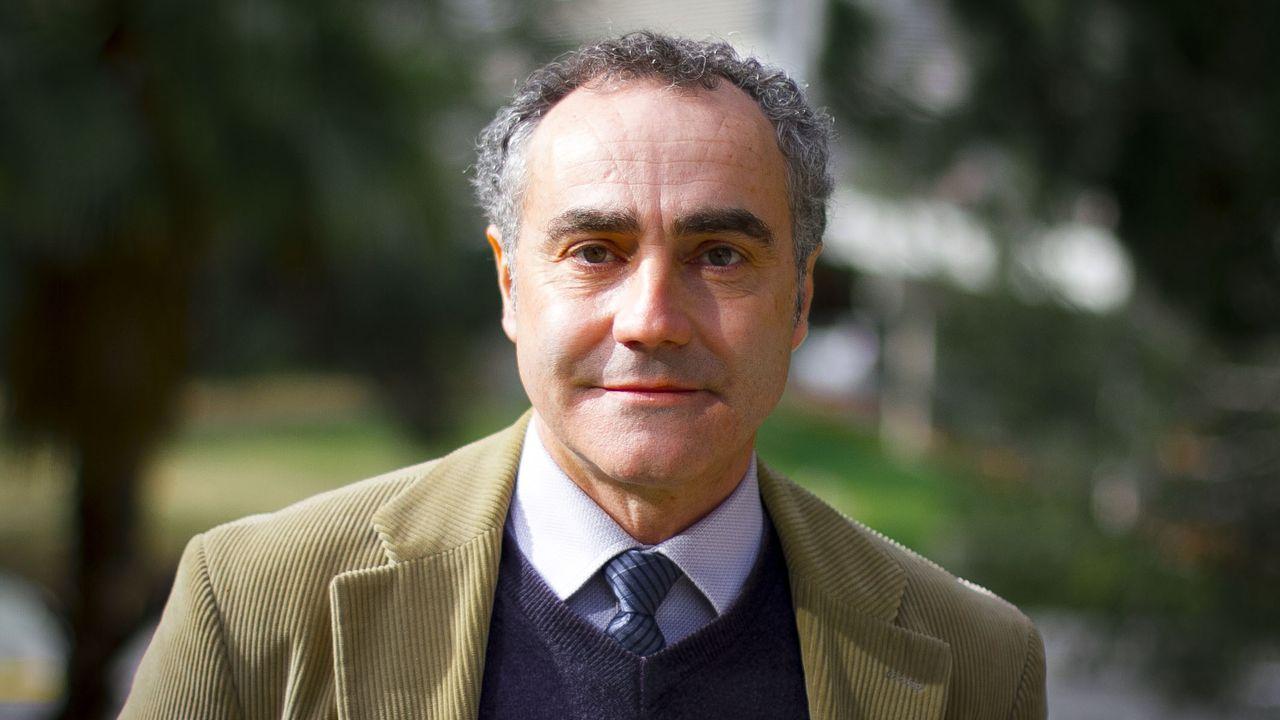 Ernesto Pascual, politólogo y profesor de los Estudios de Derecho y Ciencia Política de la Universitat Oberta de Catalunya (UOC)