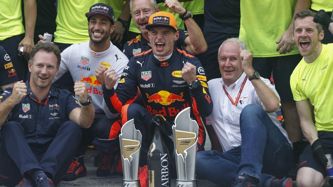 Alonso se despide por todo lo alto en Abu Dabi.El piloto español de la escudería McLaren-Honda, Fernando Alonso, participa en el segundo entrenamiento previo al Gran Premio de Japón en el circuito de Sukuza (Japón) hoy, 6 de octubre de 2017, que se celebrará el próximo domingo 8 de octubre. EFE/DIEGO AZUBEL
