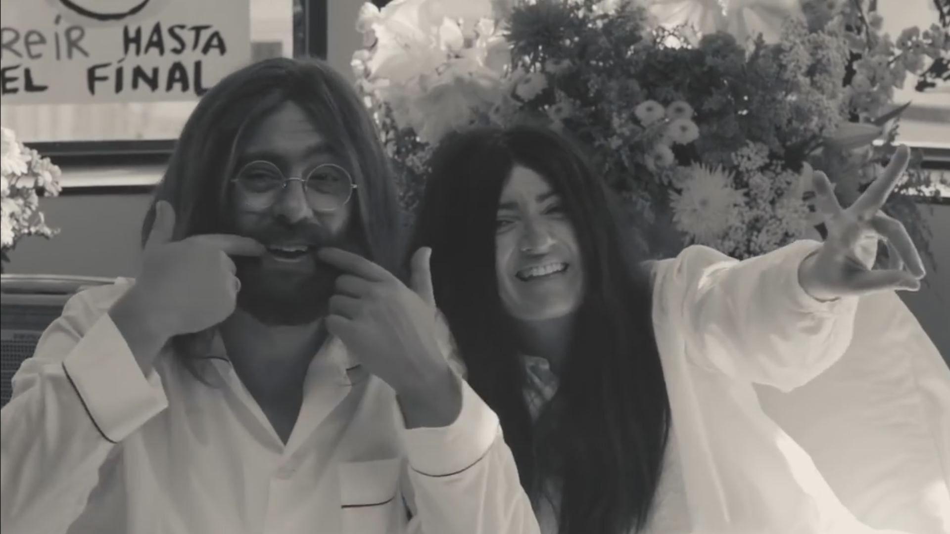 La promo de los Goya 2019: «Ríete en paz» con Silvia Abril y Andreu Buenafuente