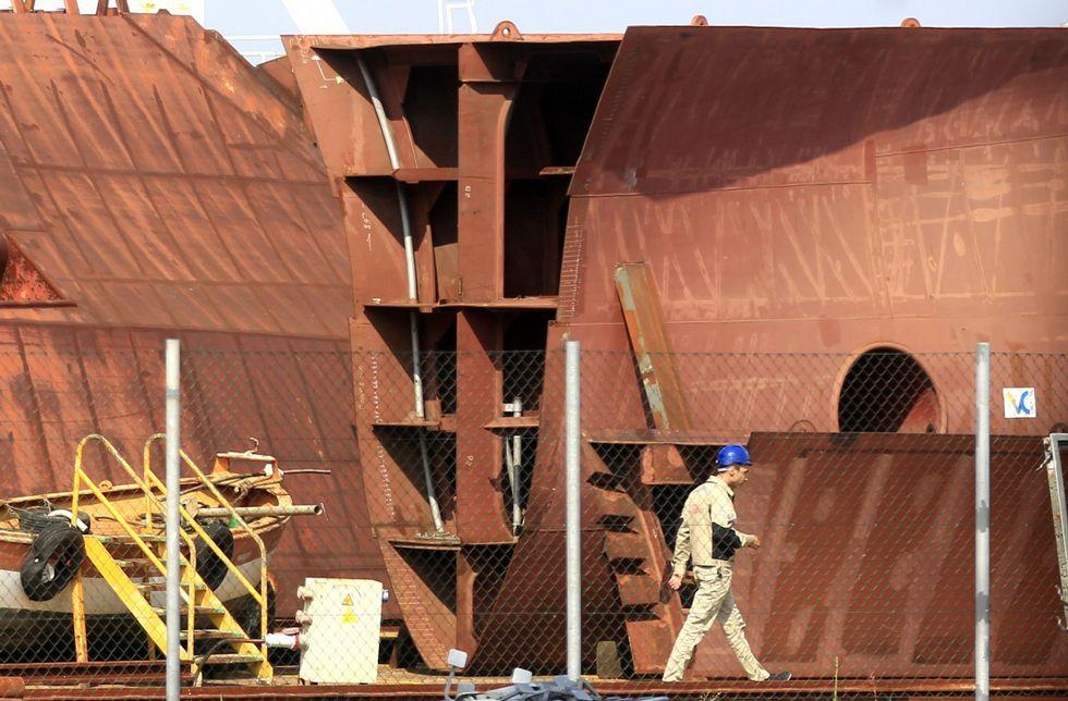 El flotel que Pemex construye en Barreras dará servicio a la petrolera en el golfo de México.