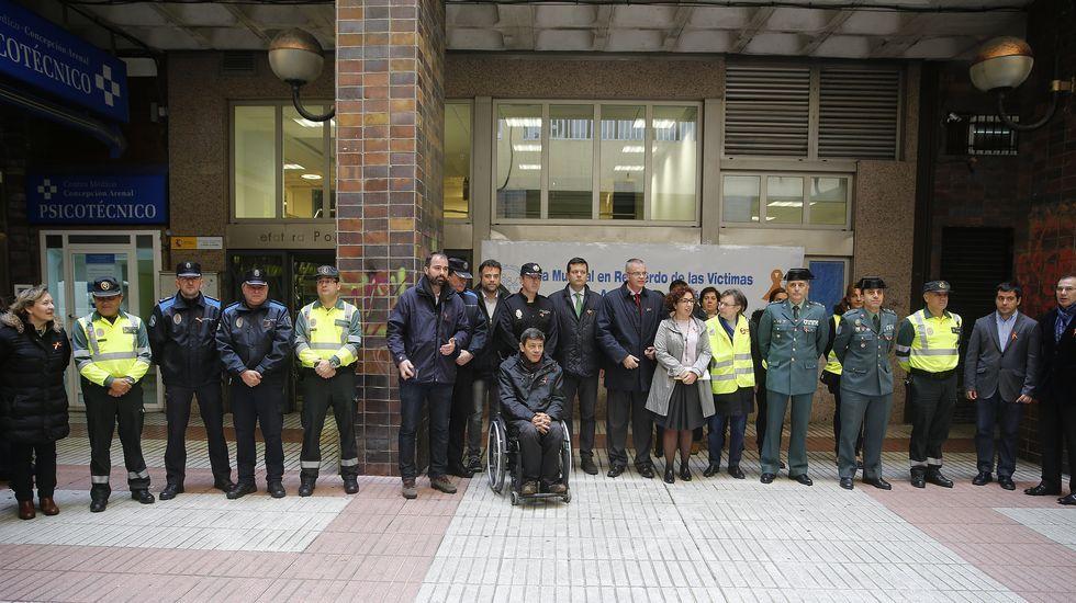 Las preguntas del caso Diana tres meses después.Accidente de tractor con un fallecido en Santa María de Xeve, Pontevedra