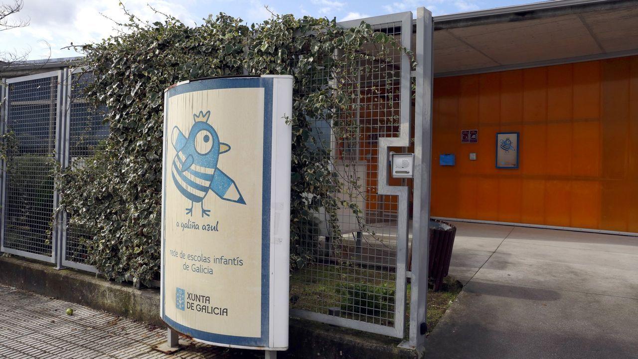 Xunta y municipios cofinancian algunas escuelas infantiles de la red A galiñas azul