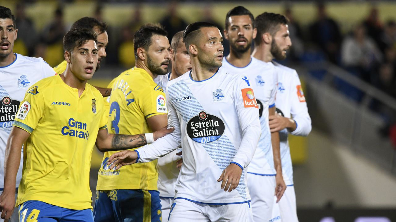 Las mejores imágenes del Deportivo - Real Oviedo.Natxo González en un Zaragoza-Córdoba