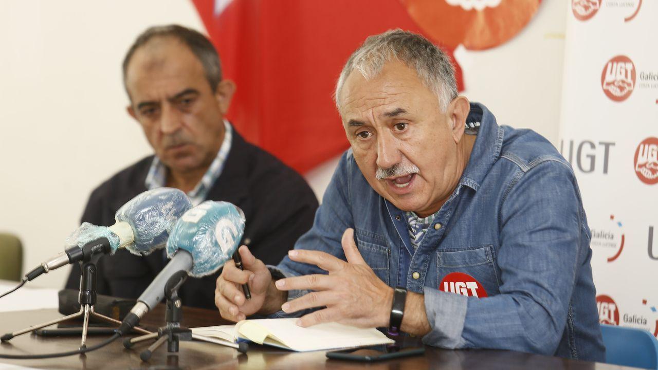 Alcoa seguirá con el ERE: no hubo acuerdo.Pleno telemático do Concello de Lugo